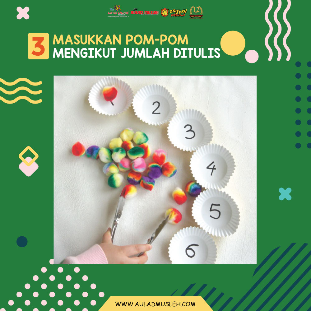learn number activities