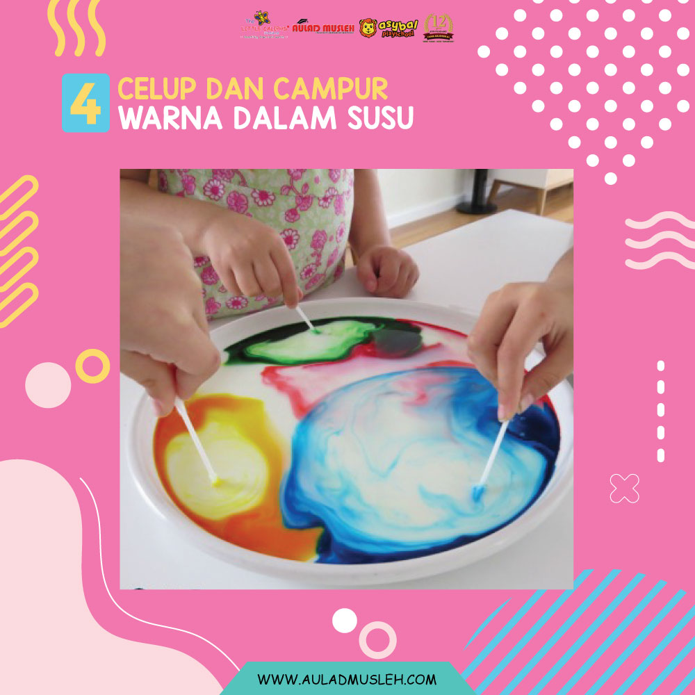 learn color activities