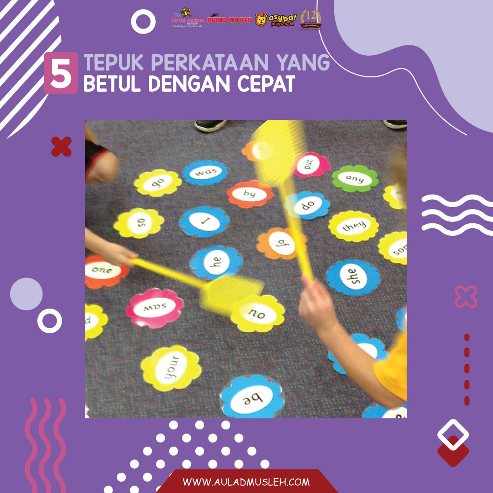 learn to read activities
